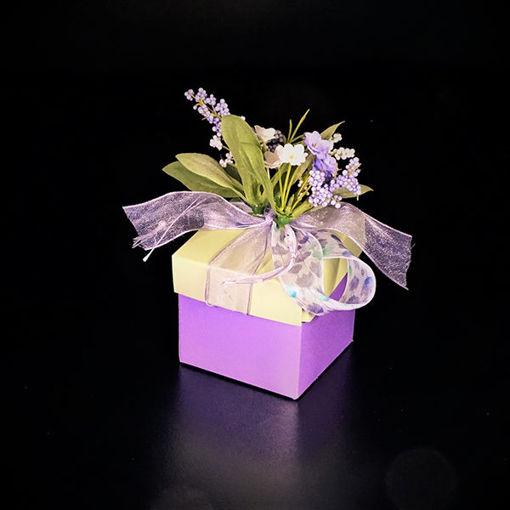 Afbeelding van Bonbon doosjes gevuld met bonbons 150  gram