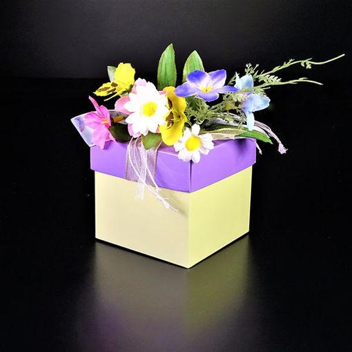 Afbeelding van Bonbon doosjes gevuld met bonbons 275 gram