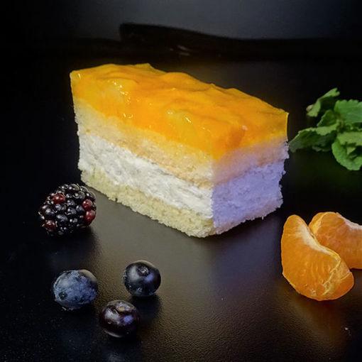 Afbeelding van Gluten en Lactosevrij Tropicalgebakje