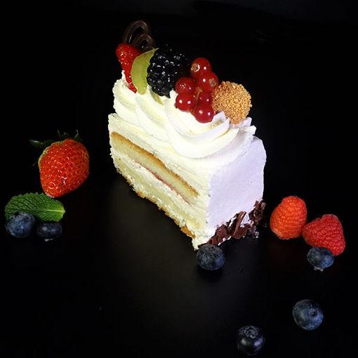 Afbeelding van Slagroomcake gebakje