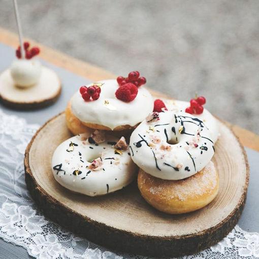 Afbeelding van Donuts luxe opgemaakt Klein