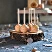 Afbeelding van Cake Pops geboorte  Luxe opgemaakt